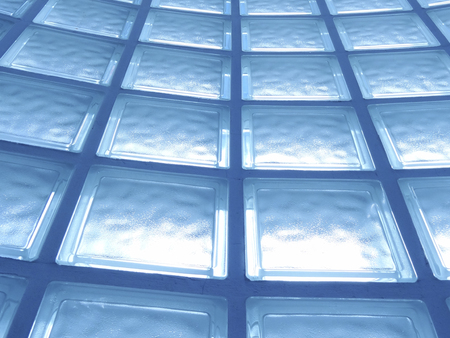 Glass block