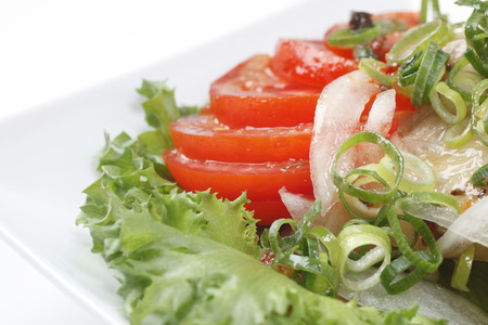 hygenic: Vegetable salad