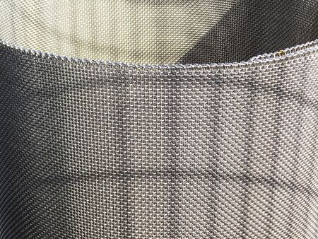 wire mesh: Wire mesh of stainless steel Stock Photo