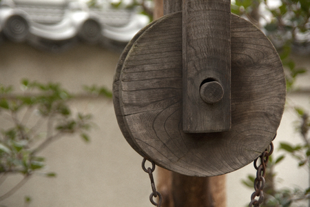 pulley: Pulley of Tsurube
