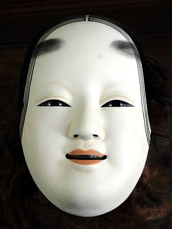 noh: Noh mask