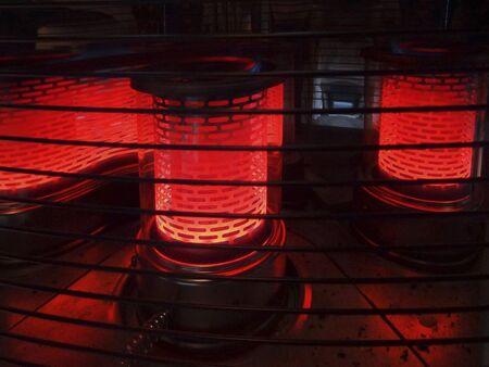 stove: Oil stove Stock Photo