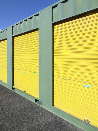 rental: Rental warehouse Stock Photo