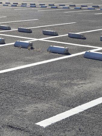 平面駐車場
