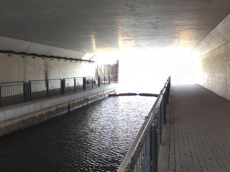 sidewall: Canal