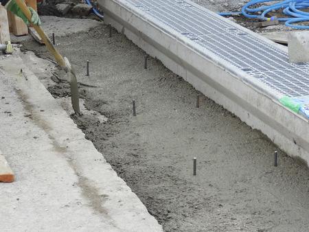 コンクリート基礎工事