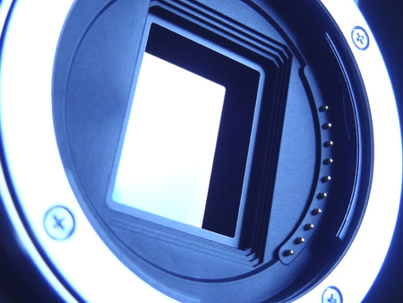 cmos: Photoreceptor of mirrorless digital camera