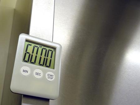 keuken: Kitchen timer
