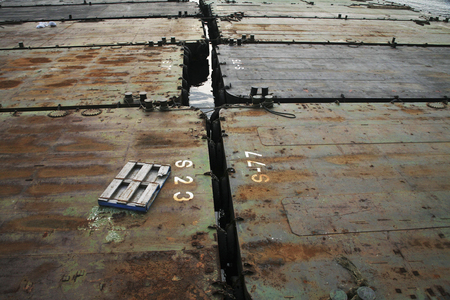 rust: Rust iron