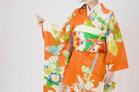 kimono: Kimono woman