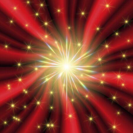 light emission: Emission of light.