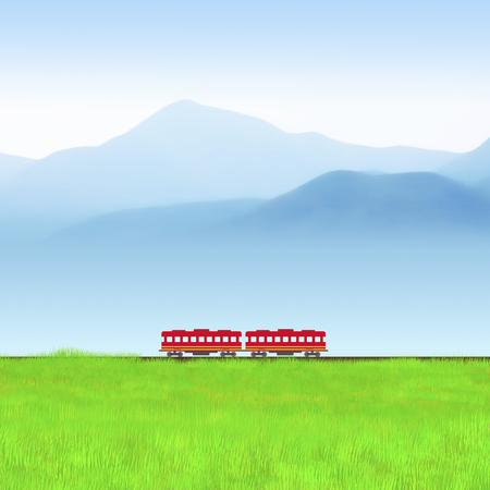 plateau: Plateau train