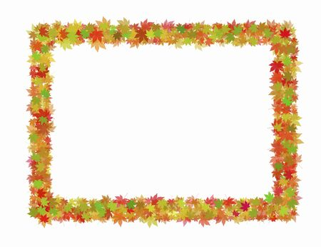enclose: Frame of maple