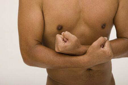 desnudo masculino: Male Nude
