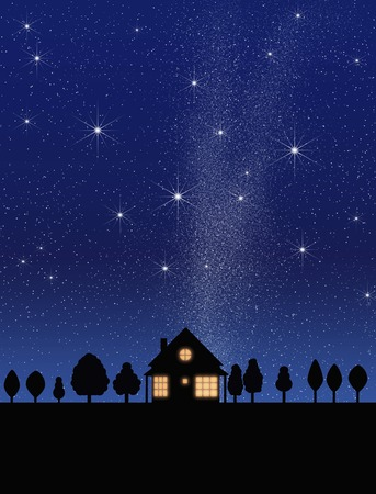 gleaming: Night of house