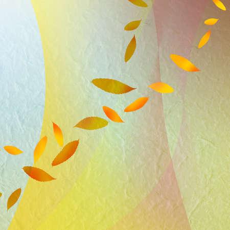 disperse: Leaf pattern