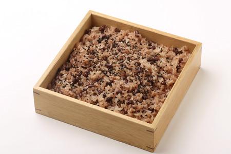 bean family: Red rice
