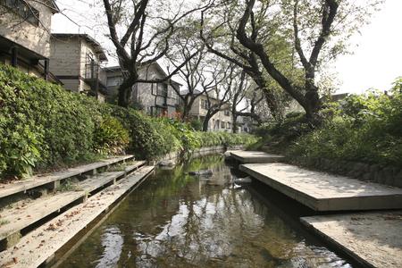 kanagawa: Waterway