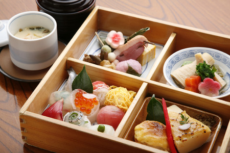 Japan food Stock Photo