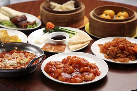 Cuisine chinoise Banque d'images - 46272569