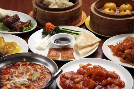 Cuisine chinoise Banque d'images - 46272570