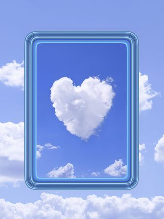breezy: Heart of clouds