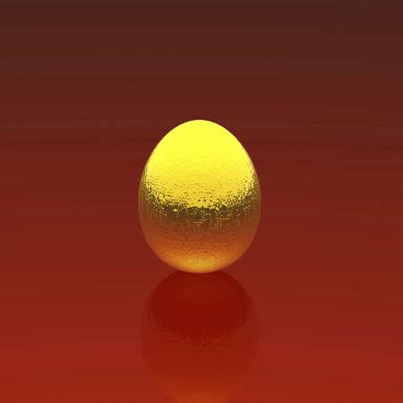golden egg: The golden egg