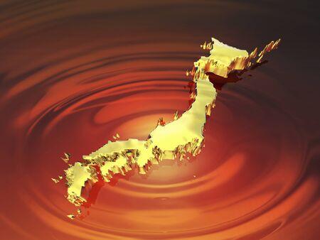 archipelago: Golden Japanese archipelago