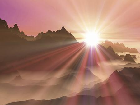 Sunrise 版權商用圖片