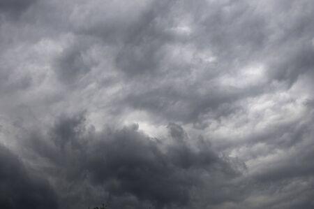 restlessness: Rain clouds