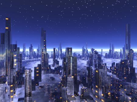 Städte der Zukunft