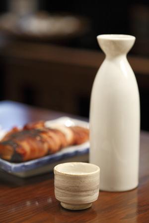 sake: Conjunto de sake