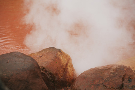 hell: Beppu hot spring pond hell