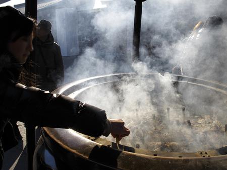 ordinary: Sensoji Temple ordinary incense burner
