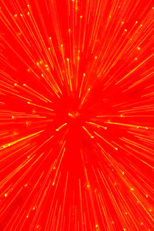 zooming: Illumination zooming Stock Photo