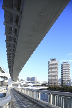 promenade: Rainbow Bridge promenade