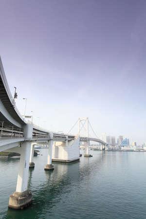 rainbow bridge: Rainbow Bridge pier