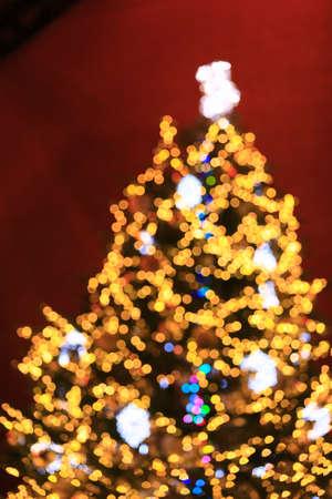 illuminated: Illuminated blur pattern