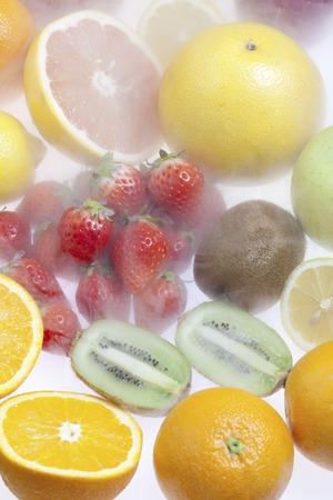 dry provisions: Fruit Stock Photo