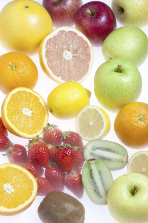 cleansed: Fruit Stock Photo