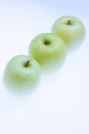 dry provisions: Green Apple