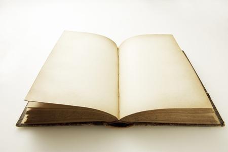 reading materials: Antique books Stock Photo