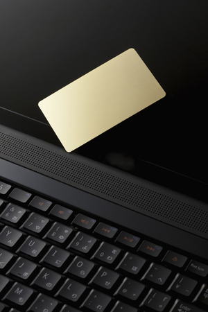 mail order: Gold card