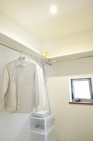 storeroom: Closet