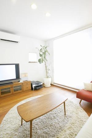 Living room Banco de Imagens