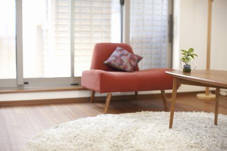 Living room 写真素材