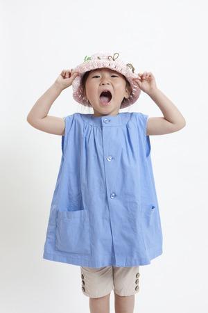 kindy: Kindergartener