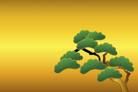 pine trees: Pine trees