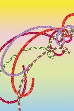 back belt: Belt strap Stock Photo