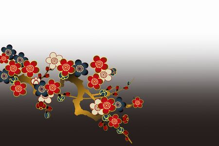 joyous: Plum blossom